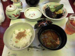 川床料理[9]